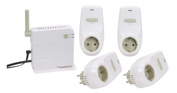 eSaver iConnect Home Control Starter Kit