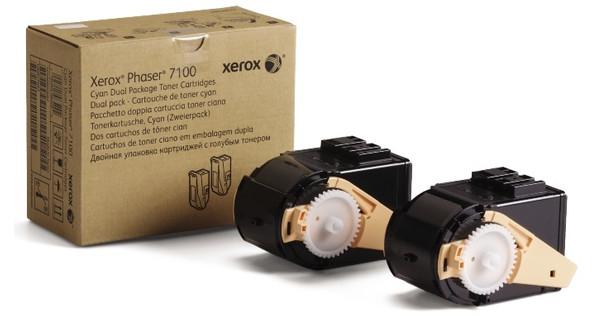 Xerox Cyaan XL (106R02602)