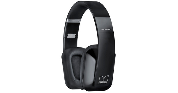 Nokia Purity Pro Bluetooth Stereo Headset by Monster Black