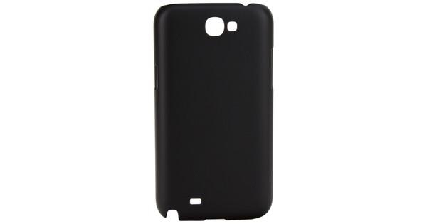 Xqisit iPlate Glossy Samsung Galaxy Note 2 Black