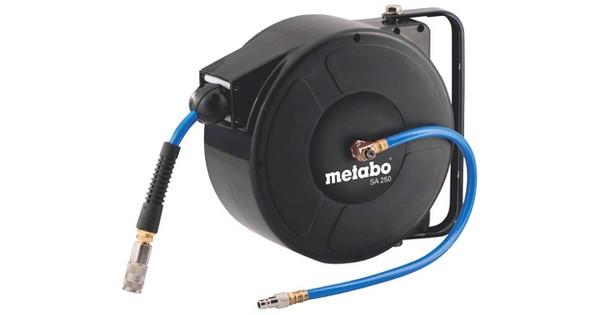 Metabo SA 250 Persluchtslanghaspel 8m
