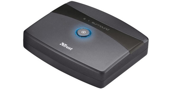 Ongekend Trust 5.1 Externe USB Geluidskaart - Coolblue - Voor 23.59u BX-68