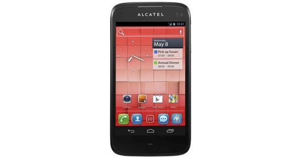 Alcatel One Touch 997D Grijs