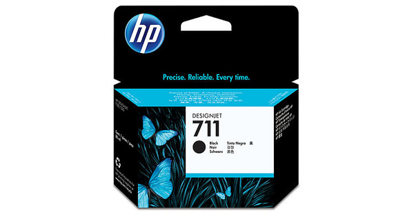 HP 711XL Ink Cartridge Black (CZ133A)