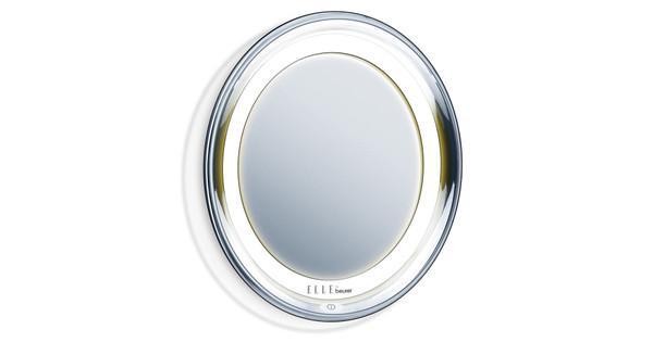 Spiegel Met Zuignap : Elle by beurer fce spiegel coolblue alles voor een glimlach