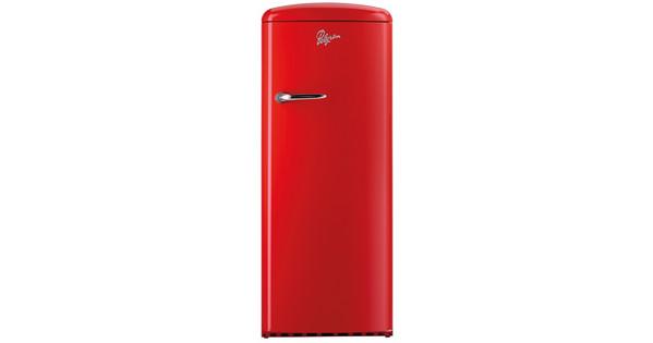 Retro Pelgrim Koelkast : Pelgrim pkv154 rood coolblue alles voor een glimlach