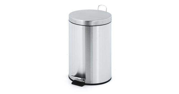 Eko Pedaalemmer 3 Liter.Eko Pedaalemmer 3 Liter Chroom