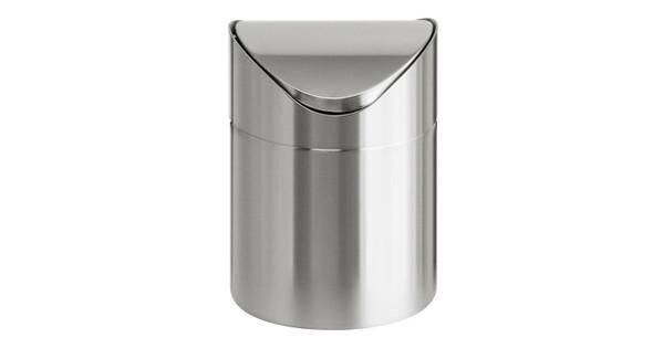 Tafel Prullenbak Rvs : Eko tafelafvalbakje rvs liter coolblue voor u morgen