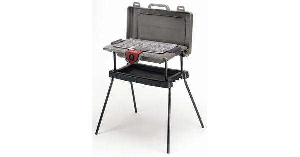 Elektrische Barbecue Tefal.Tefal Kofferbarbecue Grill N Pack Compact
