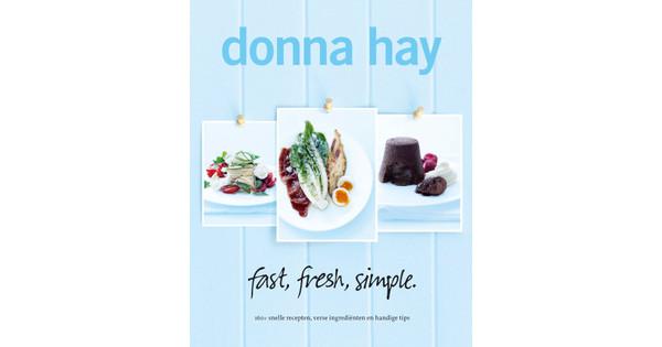 Fast, Fresh, Simple - Donna Hay