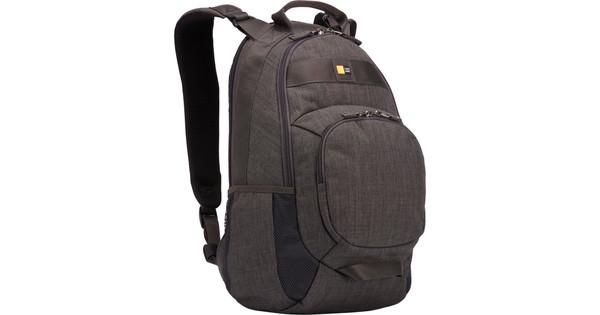 hete verkoop 50% korting designer mode Case Logic Laptop Rugzak 14,1'' Grijs BPCA-114