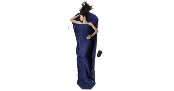 Cocoon Microfiber MummyLiner Twilight Blue