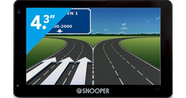 Snooper S2500 + Autolader