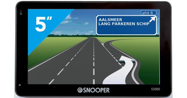 Snooper S8000 + Adapt Dashboard Donut + Multi Autolader