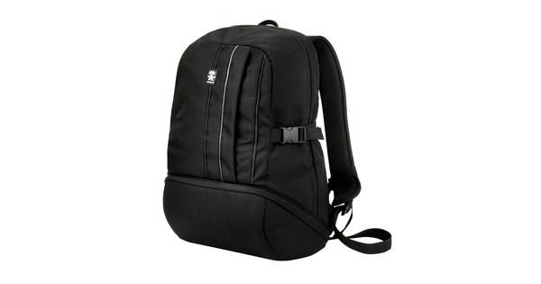 Oxido Ministro Coherente  Crumpler Jackpack Half Photo Backpack Zwart - Coolblue - Voor 23.59u,  morgen in huis