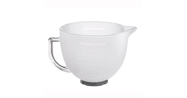 Outstanding Kitchenaid 5K5Fgb Milk Glass Bowl 4 83 Liter Download Free Architecture Designs Ferenbritishbridgeorg