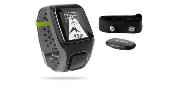 TomTom Multi-Sport HRM Dark Grey