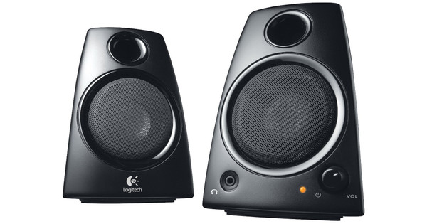 Logitech Z 130 2.0 Speakersysteem + Muis