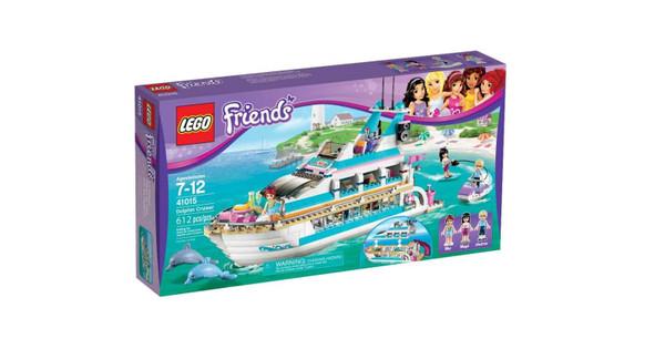 Lego friends dolfijn cruiser coolblue alles voor een