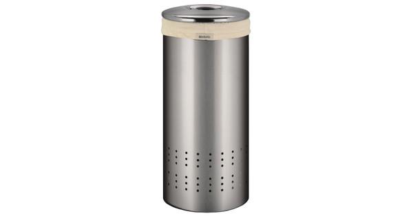 Brabantia Wasmand 30 Liter.Brabantia Wasbox 30 Liter Rvs
