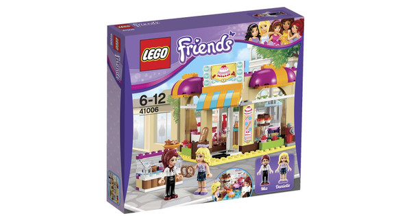 Lego bakkerij coolblue voor u morgen in huis
