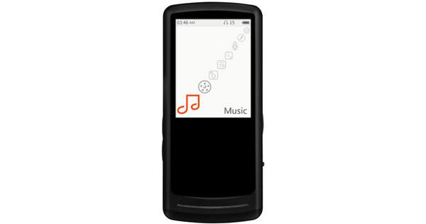 Cowon iAudio 9+ 16GB Zwart