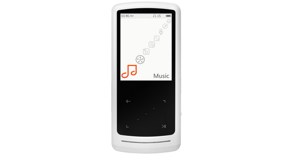 Cowon iAudio 9+ 8GB Wit