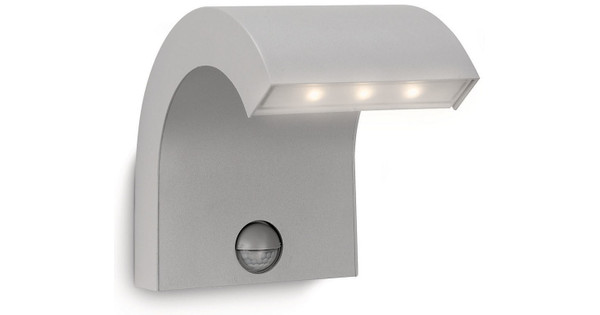 Philips Riverbank Wandlamp met bewegingssensor