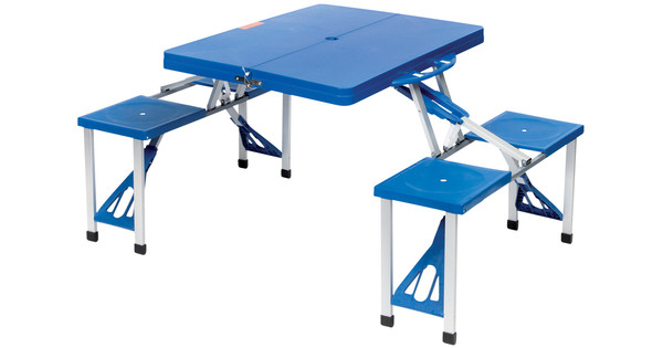 Picknick Tafel Kinderen : Camp gear picknicktafel basic blauw coolblue voor 23.59u morgen