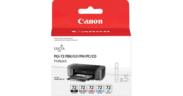 Canon PGI-72 Value Pack A 5-Kleuren (6431B001)