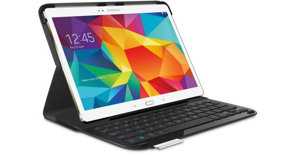 Logitech Type S Keyboard Samsung Galaxy Tab S 10.5 Qwerty UK