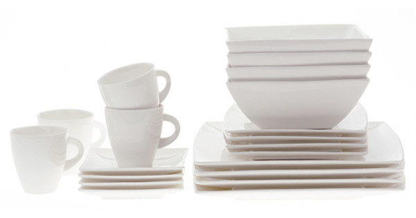 Maxwell Williams Servies.Maxwell Williams East Meets West Koffie Dinerset 30 Delig