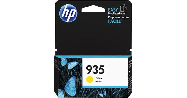 HP 935 Cartridge Geel (C2P22AE)
