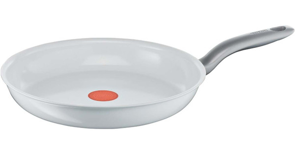 Tefal Ceramic Control White Induction Koekenpan 30 cm