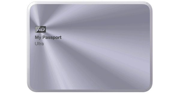 Wd My Passport Ultra Metal Edition 1 Tb Zilver Coolblue Alles