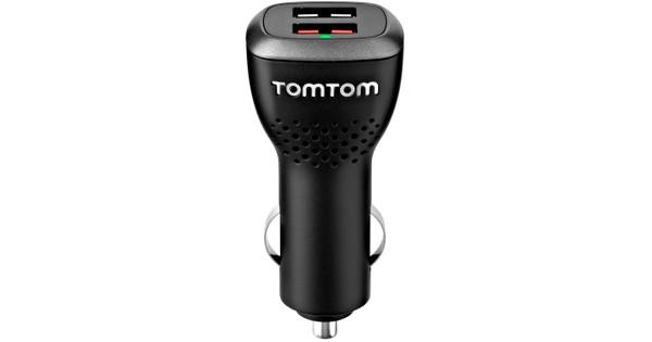TomTom Multi Autolader + Navigatie Tas (3,5 inch)