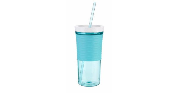 Contigo Drinkbeker Shake 'n Go Blauw