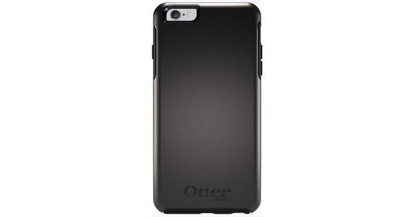 OtterBox Symmetry Case Apple iPhone 6 Plus/6s Plus Zwart