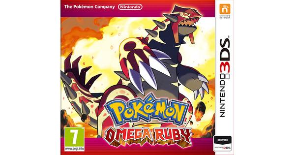 Pokemon Omega Ruby 3DS