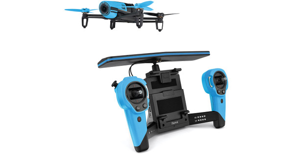Parrot BeBop Drone + Skycontroller Blauw