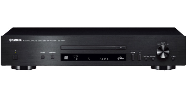 Yamaha CD-N301 Zwart