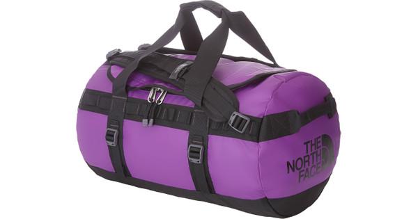 46412e8078a The North Face Base Camp Duffel Iris Purple/TNF Black - S - Coolblue ...