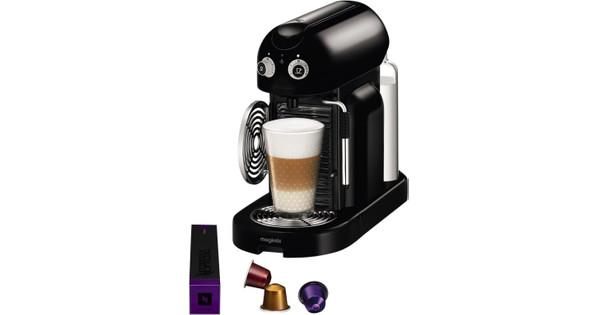 Magimix Nespresso Maestria M400 Zwart