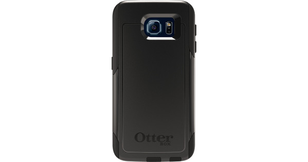 newest b79b5 c8c73 OtterBox Commuter Case Samsung Galaxy S6 Black