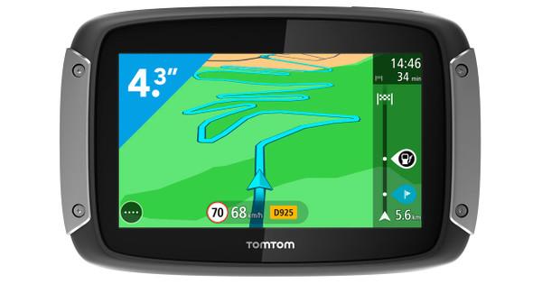 TomTom Rider 40 West-Europa