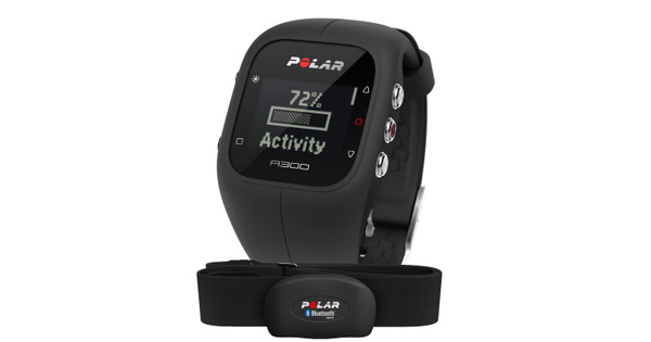 Polar A300 Black HR
