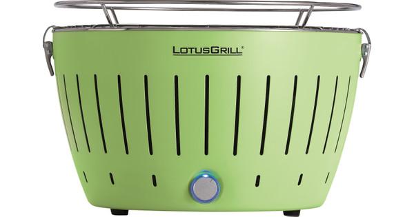 LotusGrill Tafelbarbecue Groen