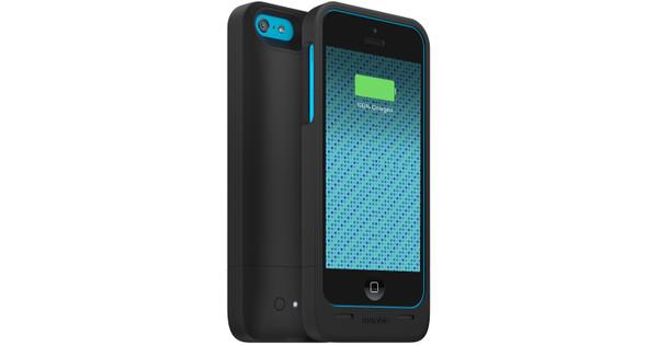 new concept 6537b 31478 mophie Juice Pack Helium iPhone 5C Zwart