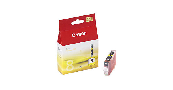 Canon CLI-8 Yellow Double Pack
