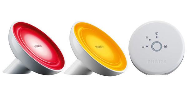 Hue Lampen Coolblue : Philips hue bloom starter pack coolblue alles voor een glimlach